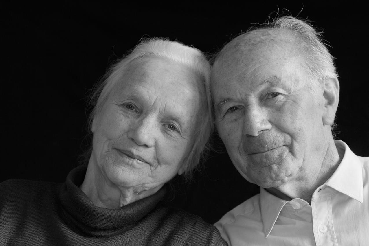 Mein Elternhaus: Hedwig und Ernst Blickle, 79 Jahre leben in Oberschwaben, verheiratet seit 1955: 4 Kinder.
