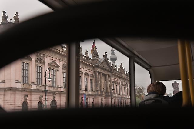 Sightseeing im Doppeldeckerbus