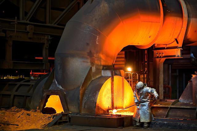 Stahlerzeugung